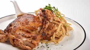 Molten Diners Pasta Menu Chicken Chop Aglio Olio