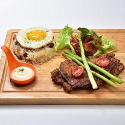 Molten Diners Molten Rice Menu Chicken