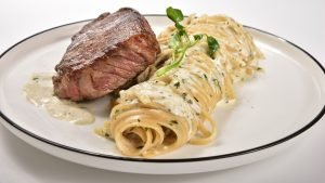 Molten Diners Pasta Menu Sirloin Beef Carbonara
