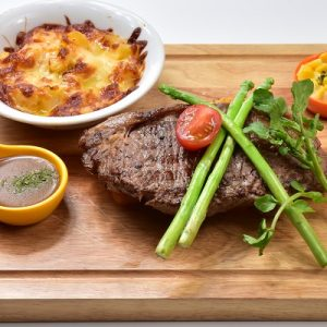 Molten Diners Beef Menu AUS Grain-Fed Prime Ribeye