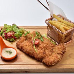 Molten Diners Chicken Menu Chicken Cutlet