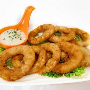 Molten Diners Appetizer Menu Onion Rings