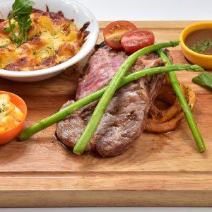 Molten Diners Beef Menu USDA Wagyu Striploin