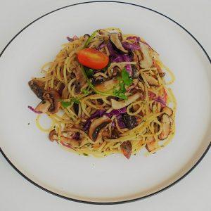 Molten Diners Vegetarian Mushroom